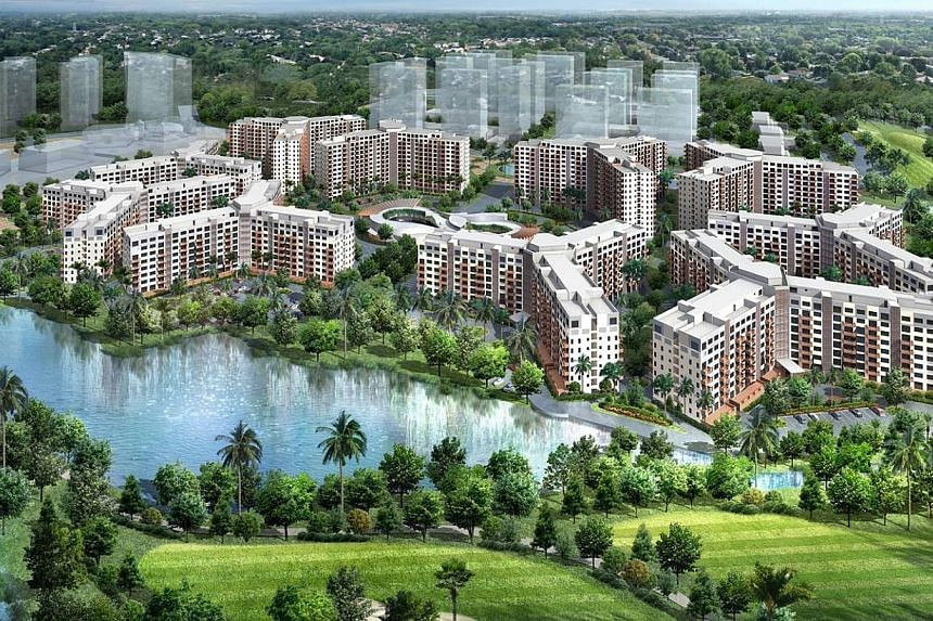 An artist's impression of Star City in Thanlyin, in Yangon's south-east, by Yoma Strategic Holdings. -- PHOTO: YOMA STRATEGIC HOLDINGS