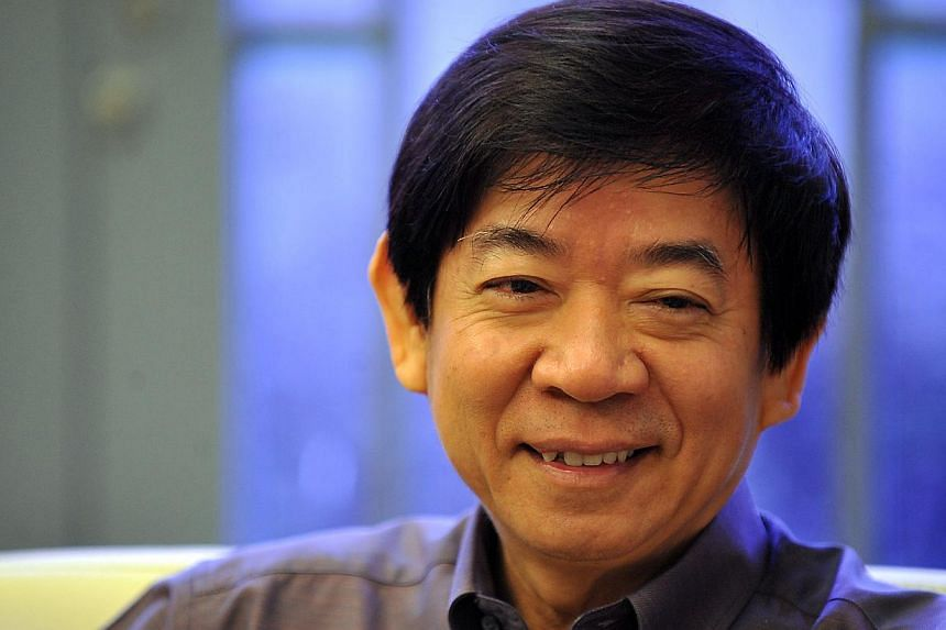Minister for National Development Khaw Boon Wan. -- PHOTO: ST FILE