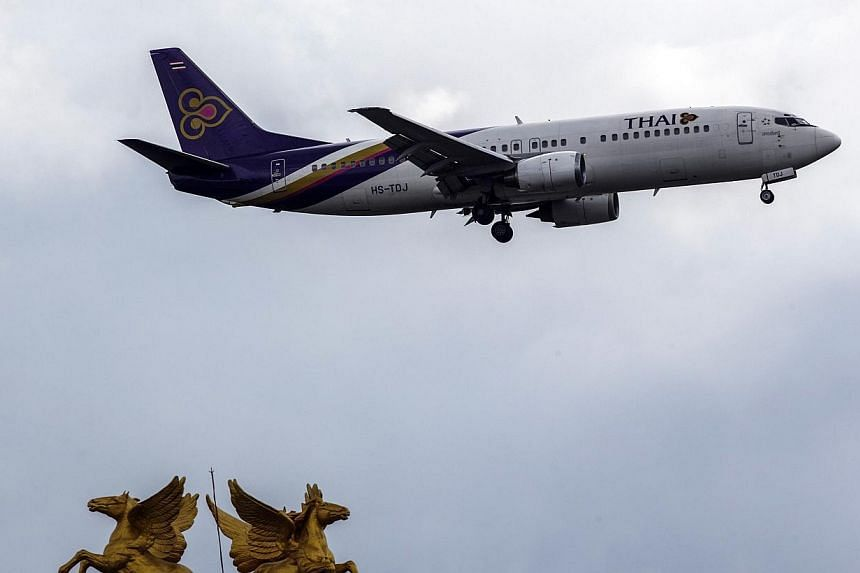 Thai Airways has banned shark's fin from its cargo flights as part of a growing global campaign against the popular delicacy in Asia. -- PHOTO: REUTERS