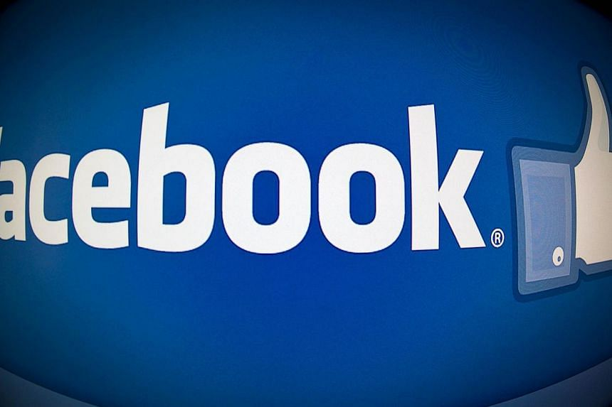 The splash page for the Internet social media giant Facebook taken onFeb 25, 2013, in Washington, DC.Facebook on Thursday, July 31, 2014, unveiled an app to allow people around the world with mobile phones but no Internet access to access