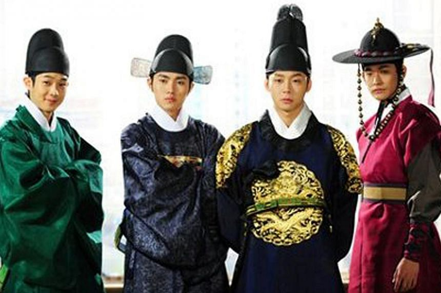 Rooftop Prince(2012). -- PHOTO: ONE