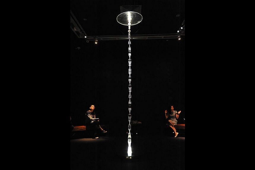 Continuum Of Consciousness, 2012. -- PHOTO: SINGAPORE ART MUSEUM