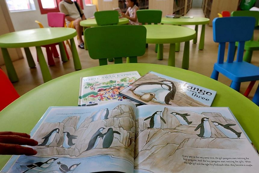 Three books, And Tango Makes Three, The White Swan Express and Who Is In My Family, will be taken off the shelves and be pulped by the National Library Board (NLB) following complaints from the public and reviews by NLB.Prevailing community nor