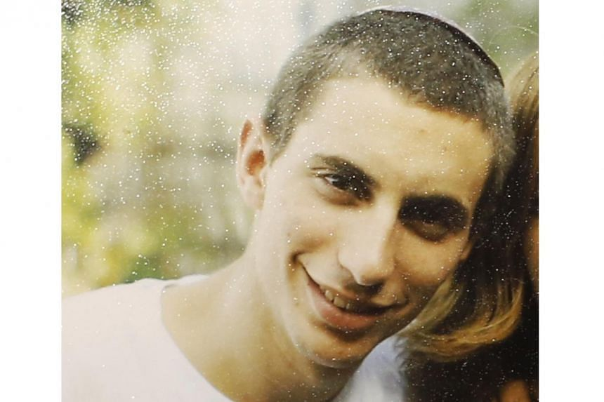 Israeli soldier Hadar Goldin is seen in this undated family handout provided on August 2, 2014. Israel on August 3, 2014 declared dead the soldier feared abducted by Hamas Islamist militants in the Gaza Strip and said it would continue to fight even