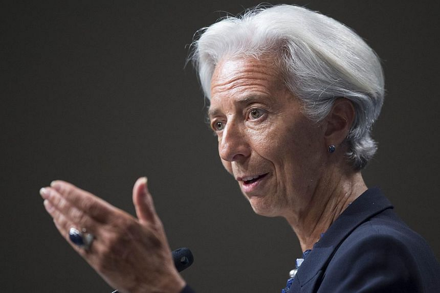 """International Monetary Fund chief Christine Lagarde will be a speaker at at the """"World Assembly for Women in Tokyo"""", a women-focused international meeting in September 2014 that will discuss how to link female participation in the workforce with econ"""
