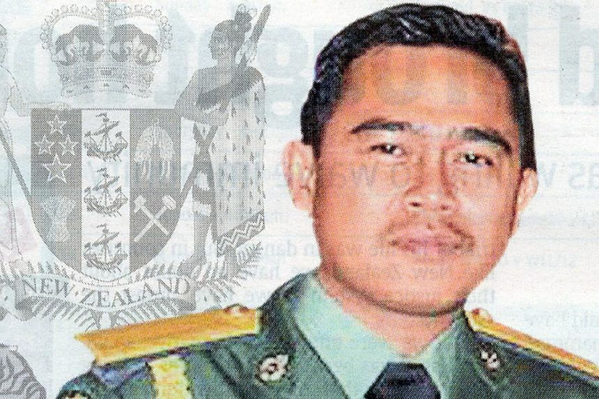 Malaysia is preparing to send Warrant Officer 2 Muhammad Rizalman Ismail back to New Zealand to face charges of burglary and assault with intent to rape a 21-year-old woman at her Wellington home. -- PHOTO:THE STAR/ASIA NEWS NETWORK