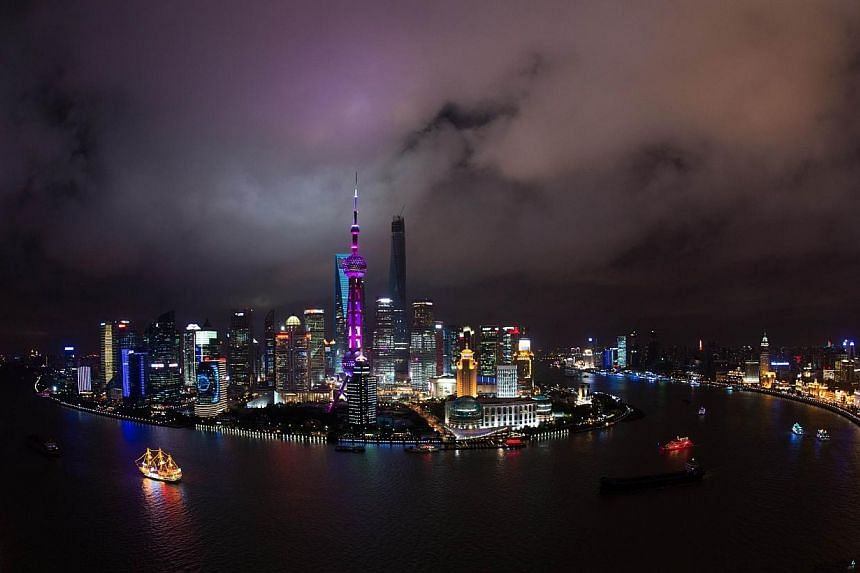 The skyline of the Lujiazui Financial District in Pudong in Shanghai.Australia may ease rules on a visa scheme aimed at luring investment from wealthy Chinese to help clear a backlog of applications and in the wake of complaints that disclosure