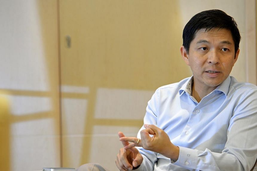 Unemployment here is low, and the strong growth figures should remain that way for the near- to medium-term, said Manpower Minister Tan Chuan-Jin on Thursday, Aug 7, 2014. -- ST PHOTO:NG SOR LUAN