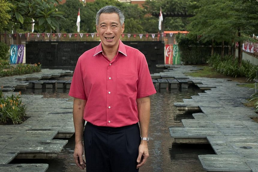 ''Stronger safety nets are not just to give you peace of mind, but also to build the confidence to hope and dare. Our system will help you shoot for the stars.'' - PM Lee