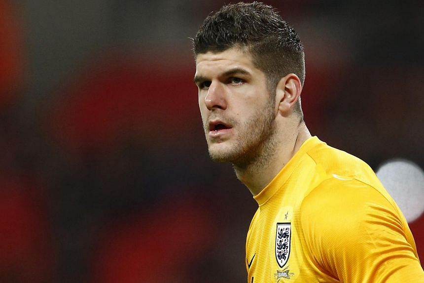 England international goalkeeper Fraser Forster joined Southampton from Celtic on Saturday, penning a four-year deal believed to be worth £10 million (SG$21 million). -- PHOTO: REUTERS