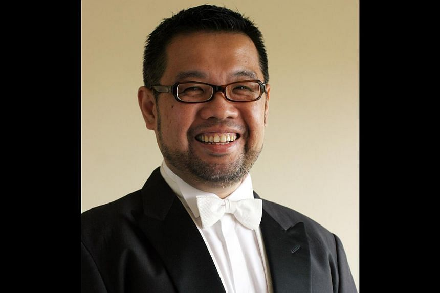 Baritone William Lim on his two different roles at the Singapore Lyric Opera Gala Concert on Aug 22. -- PHOTO: WILLIAM LIM