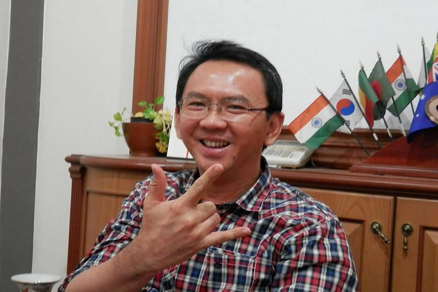 Vice-Governor Basuki Tjahaja Purnama, or Ahok, a Chinese and a Christian, wants to downplay the role of ethnicity, and instead wants leaders who are clean and capable.