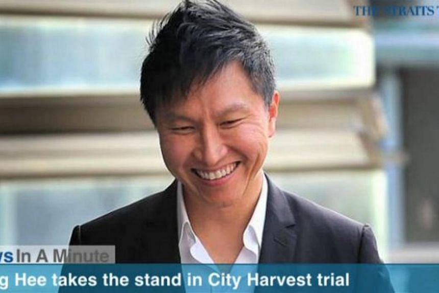 In today's The Straits Times News In A Minute video, we look at how City Harvest Church founder Kong Hee said the millions of dollars used to fund the church's Crossover Project helped to double and triple their congregation size, among other issues.