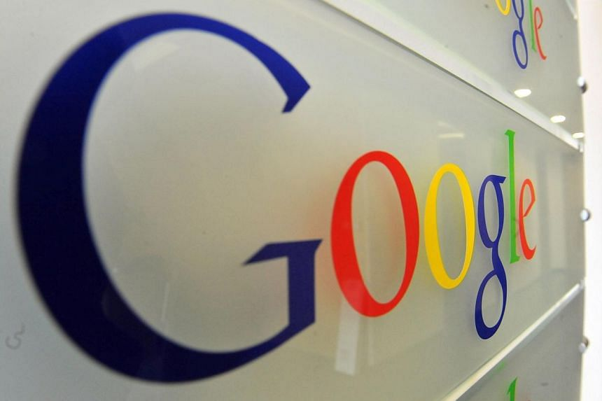 Google is partnering five Asian telecom firms including SingTel to build a US$300 million (S$375.09 million) underwater cable across the Pacific Ocean in a bid to meet surging Internet use. -- PHOTO: AFP