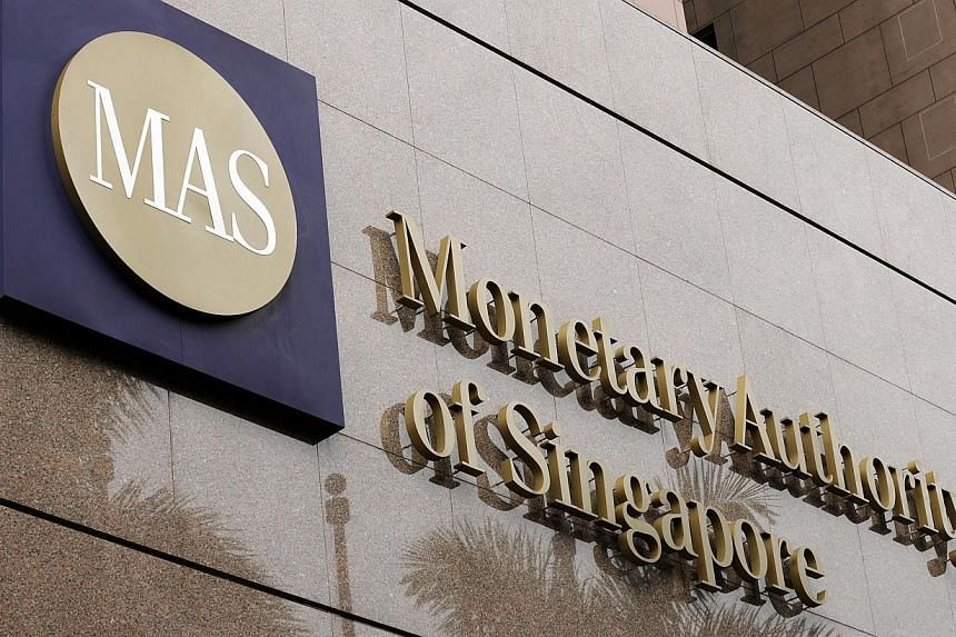 CREDIT bureaus are the latest institutions being targeted by the Monetary Authority of Singapore (MAS) in its efforts to beef up the financial eco-system here. -- PHOTO: BLOOMBERG