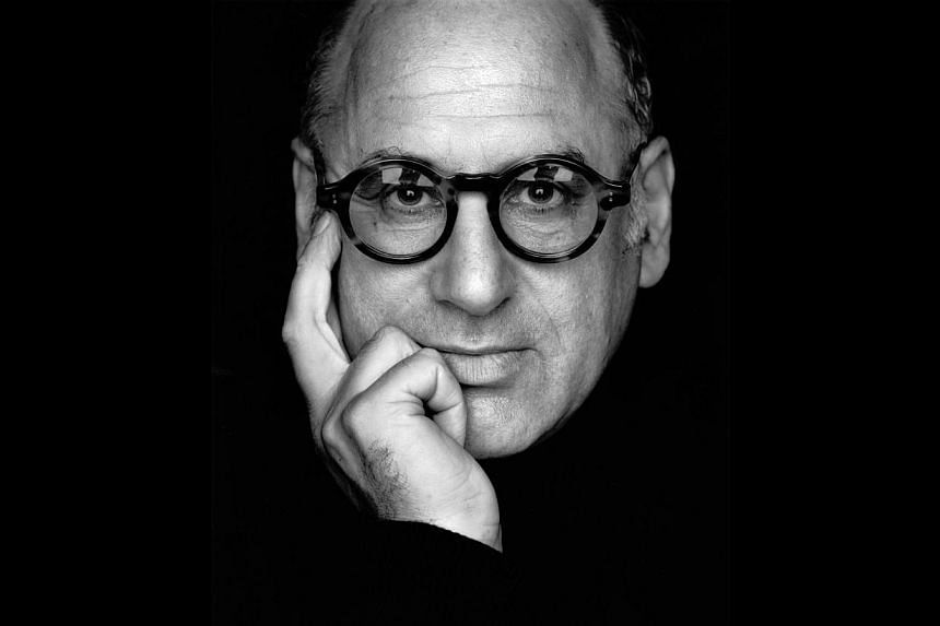 Facing Goya: British composer Michael Nyman (above) read that Goya's remains had been found headless. -- PHOTO: SHEILA ROCK