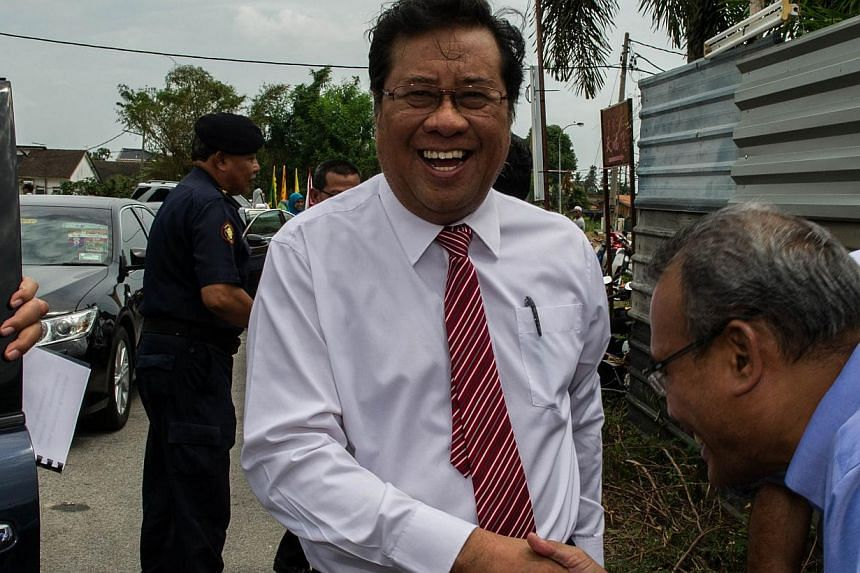 Selangor Menteri Besar Abdul Khalid Ibrahim was fired from PKR last Saturday on the grounds that he breached party rules for refusing to make way for Dr Wan Azizah to take his place as the next chief minister. Dr Wan Azizah Wan Ismail, president of P