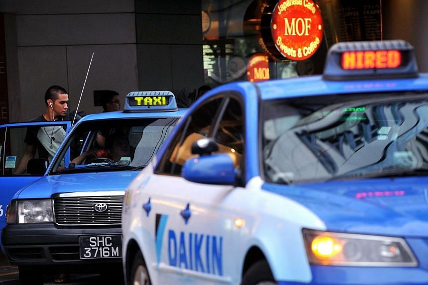 ComfortDelGro delivered Q2 profit of $75.7 million (up 9.9 per cent year-on-year) on $1.02 billion in revenue (up 11.9 per cent year-on-year). -- PHOTO: ST FILE
