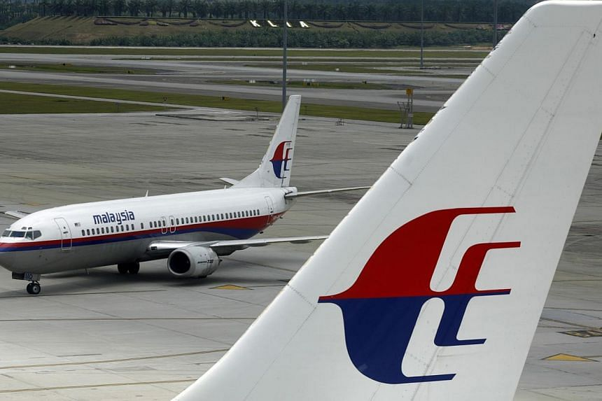 An aircraft of Malaysian Airline System taxis on the tarmac at Kuala Lumpur International Airport in Sepang, outside Kuala Lumpur on Feb 26, 2007. A Malaysia Airlines cabin crew member has been detained in France over allegations that he sexuall