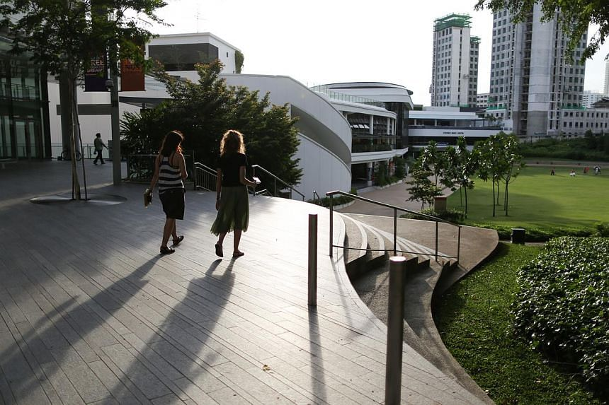 National University of Singapore (NUS) at Lower Kent Ridge Road. The country's two leading universities have climbed the university league tables most trusted by academics around the world. -- PHOTO: ST