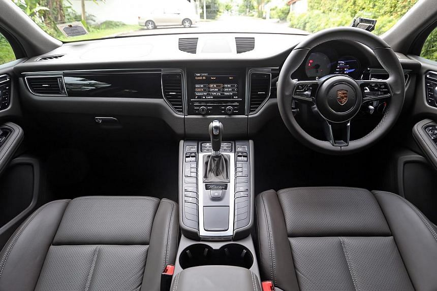 The Porsche Macan S Diesel has a sharp, contemporary styling and is frugal when it comes to fuel consumption.