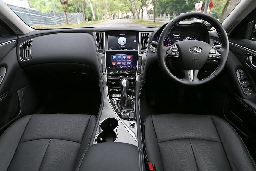 The new Infiniti Q50 Sport combines German performance with Japanese reliability.