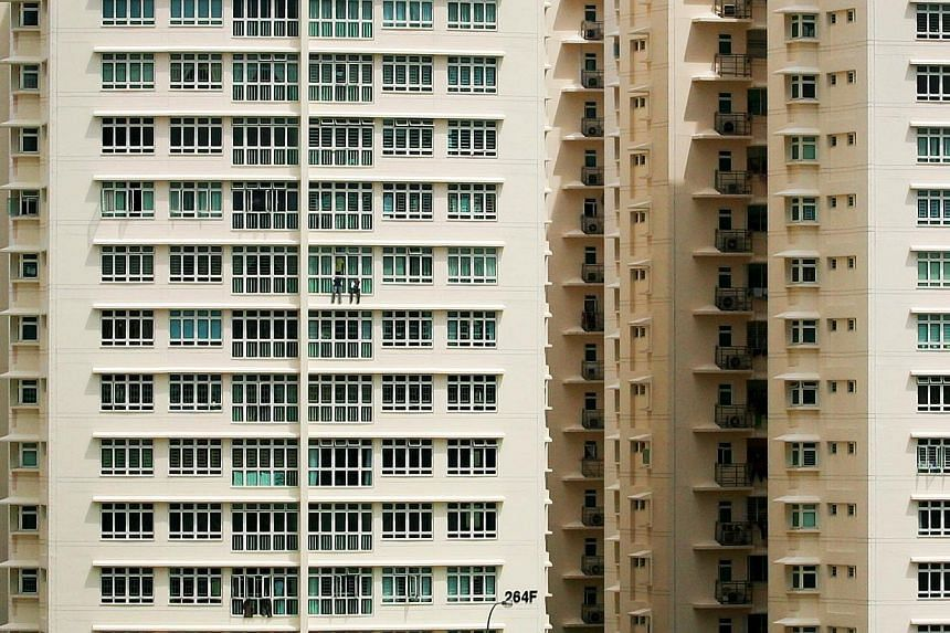 4-room flats in Sengkang up for sale in HDB's latest bimonthly sales exercise. The Lease Buyback Scheme is being extended to four-room Housing Board flats, allowing owners of such flats to sell part of their lease back to the Government to supplement