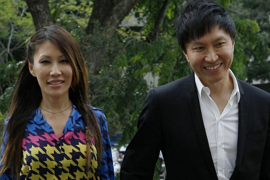 """Kong Hee and his wife Ho Yeow Sun arriving at the Court for the City Harvest Church trial.City Harvest founder Kong Hee did not love his church members and was """"not that concerned about the church suffering losses"""", alleged former church treasu"""