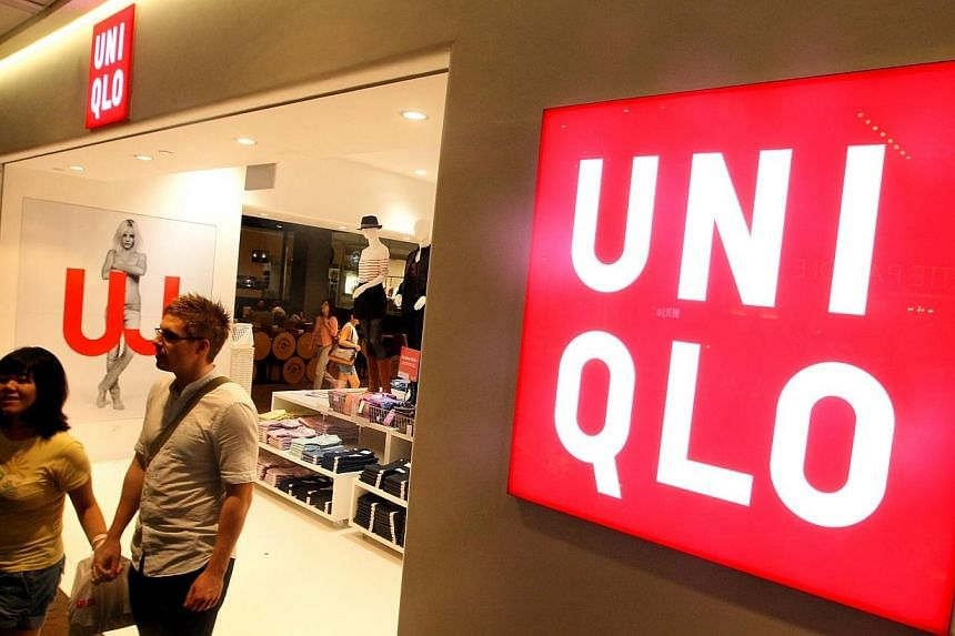 Japanese clothing chain Uniqlo has set up a partnership with the Institute of Technical Education (ITE) to offer guest lectures to students on its retail services and retail merchandising courses. -- PHOTO: THE NEW PAPER FILE
