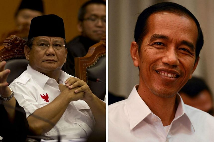 Indonesia's highest court unanimously upheld last month's presidential election result on Thursday, paving the way for Mr Joko Widodo (right) to take over as the next leader of the world's third-largest democracy.The Constitutional Court