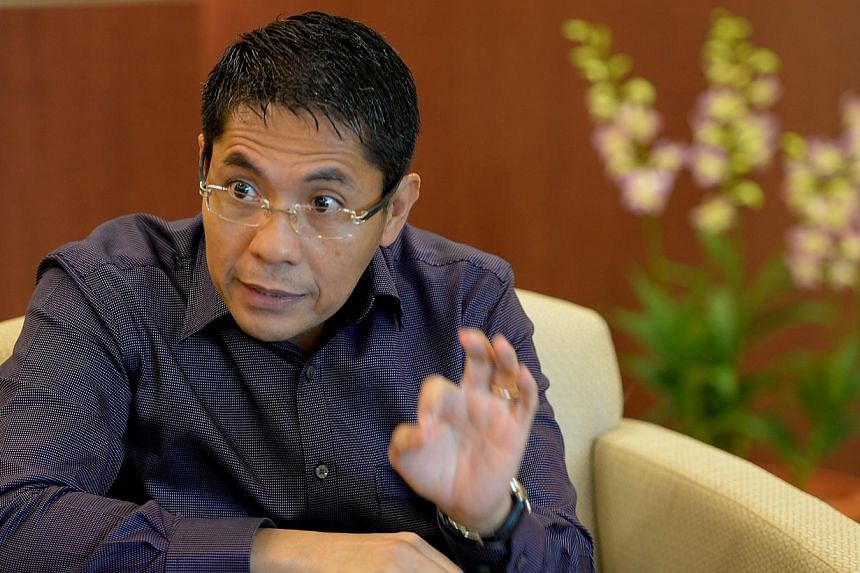 As trends such as population growth and climate change threaten global food security, Singapore must improve the resilience of its own food supply, said National Development and Defence Minister of State Mohamad Maliki Osman. -- PHOTO: ST FILE