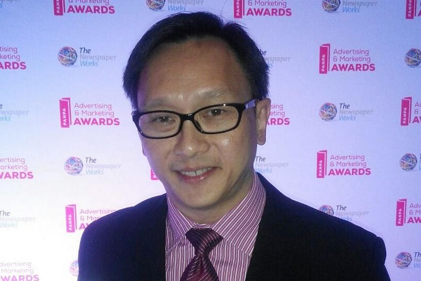 Johnson Goh has won recognition from a regional organisation for his strong performance in marketing.