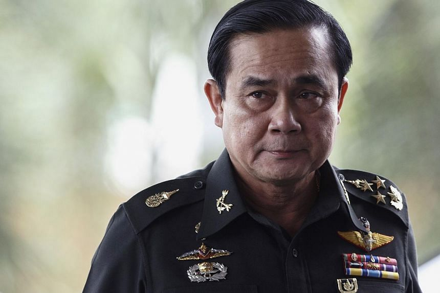 Thailand's army chief General Prayuth Chan-ocha has consolidated power after the army-appointed National Legislative Assembly (NLA) rubber-stamped his nomination as prime minister. -- PHOTO: REUTERS