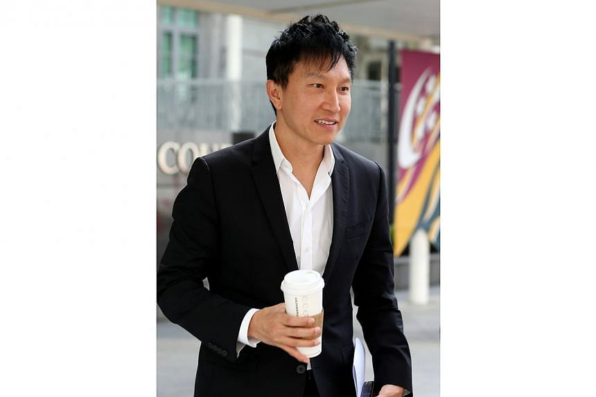 City Harvest founder Kong Hee claimed that his wife Ho Yeow Sun's artist management firm Xtron Productions was independent from the church. -- ST PHOTO:WONG KWAI CHOW