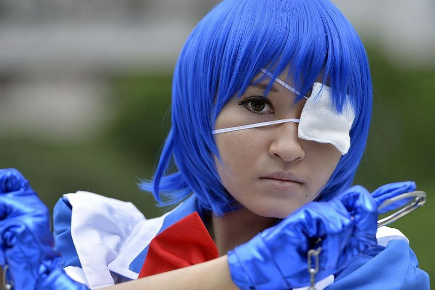 The International Cosplay Day Singapore 2014 transformed three levels of *Scape into a pop-culture playground, up from one last year. Some 5,000 anime and manga aficionados got a glimpse of popular characters like The Iron Giant, from a movie of the