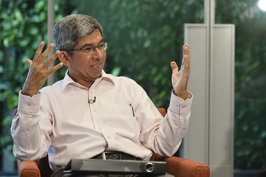 Communications and Information Minister Yaacob Ibrahim at a media interview, addressing recentinfocomms-related incidents.Singapore's Cyber-Watch Centre is being upgraded to include more detection capabilities to counter increasing threat