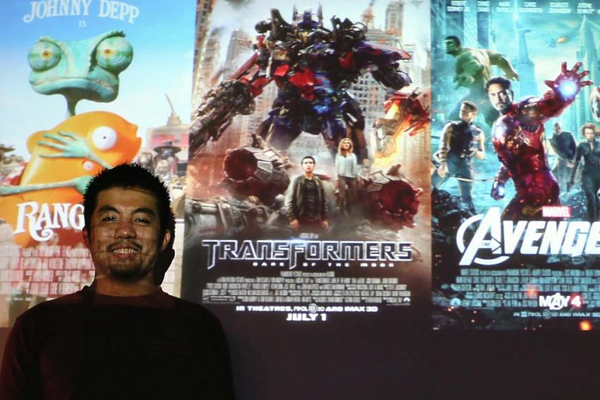 Nanyang Polytechnic digital media design graduate Peter Tan turned down a place at a US university seven years ago to work as an animator with Lucasfilm. He is now lead animator at Industrial Light & Magic and has worked on a string of blockbusters,