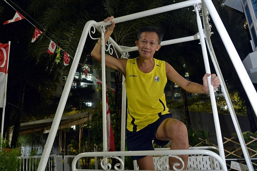 Mr Albert Yam oversees the online group SgNudClub, a platform for nudists to plan events and meet others. He has been arrested by the Malaysian authorities for allegedly organising a nude sports carnival in Penang.