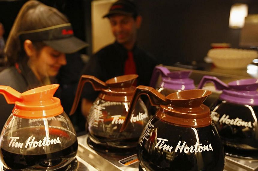 The Canadian doughnut-and-coffee chain Tim Hortons can claim a penetration into the Canadian fast-food market with few parallels. If the deal is completed, Burger King would move its corporate headquarters to Canada, raising the spectre of yet anothe