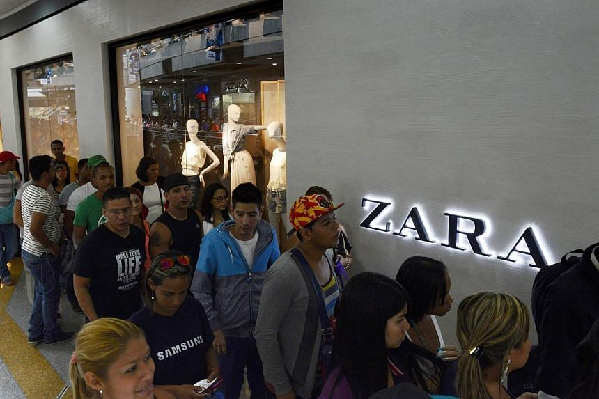 b3c08f8bb9 Fashion chain Zara withdraws T-shirt likened to concentration camp ...