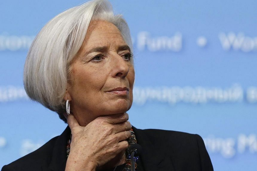 """IMF chief Christine Lagarde, one of the world's most powerful women, announced Wednesday she had been charged with """"negligence"""" over a multi-million-euro graft case relating to her time as French finance minister. -- PHOTO: REUTERS"""