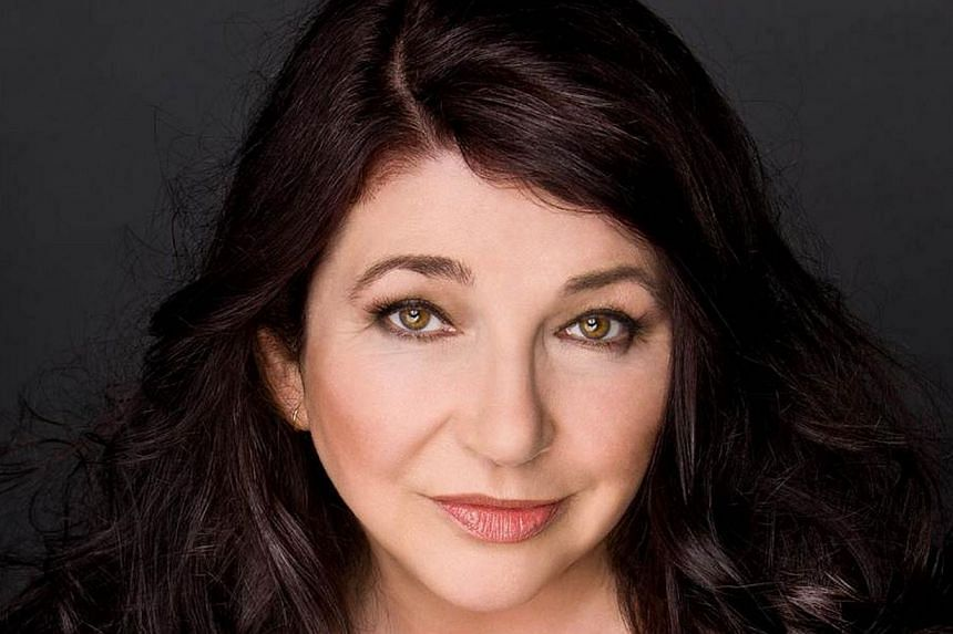 British pop singer Kate Bush makes her long-awaited return to the stage on Tuesday, 35 years after ending her only previous live tour at the same London venue. -- PHOTO: AFP