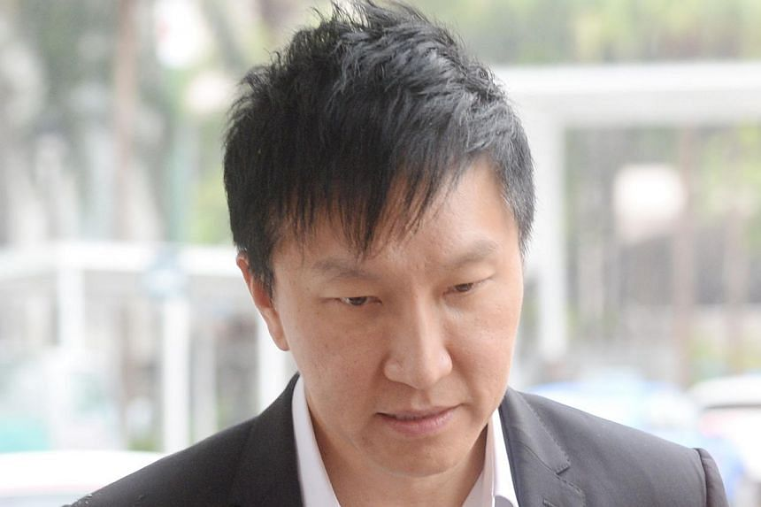 """City Harvest founder Kong Hee insisted that he was not told of the discussions about the """"200,000"""" sales projection for his wife's American album, and that he was working on an estimated sale of 1.5 million copies."""