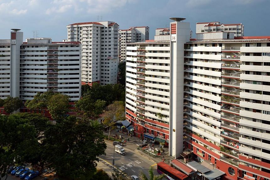 The second most common type of dengue virus in Singapore has become a little bit more common here, especially in the Circuit Road area. -- PHOTO: ST FILE