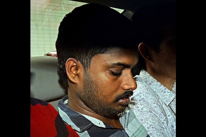 The accused, Indian national Thiruppathi Veerapperumal, 26, will be remanded for further investigation.