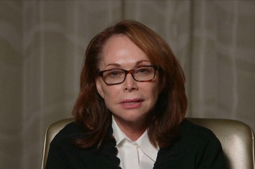 Shirley Sotloff, the mother of American journalist Steven Sotloff who is being held by Islamic rebels in Syria, makes a direct appeal to his captors to release him in this still image from a video released on Aug 26, 2014. -- PHOTO: REUTERS