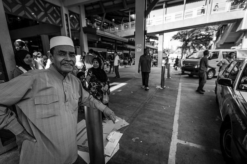 Geylang Serai Market, Singapore. -- PHOTO:TAN CHUAN-JIN