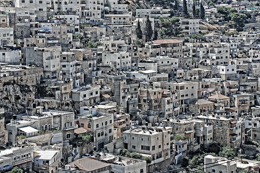 Jerusalem, Israel. -- PHOTO:TAN CHUAN-JIN