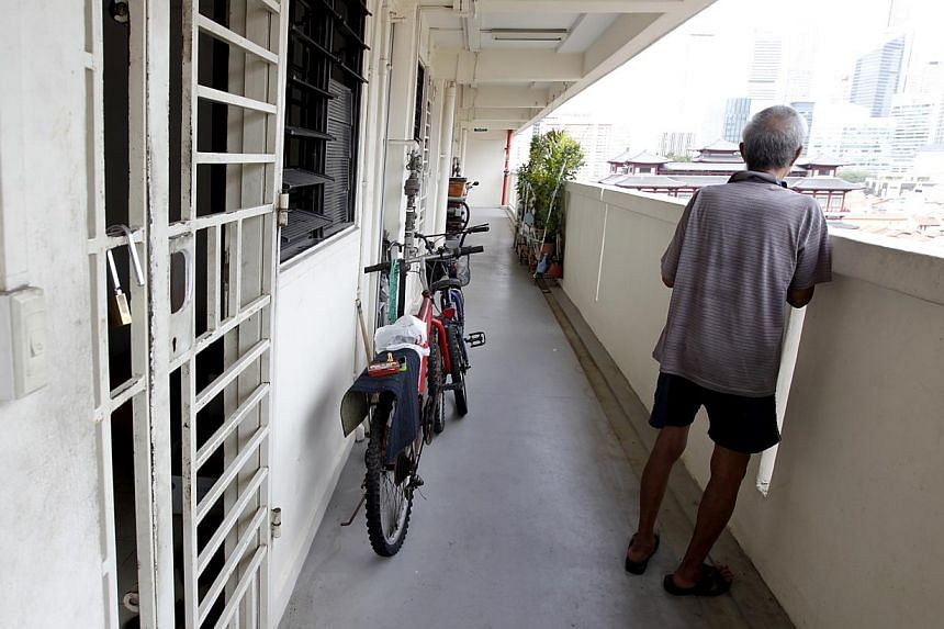 National Development Minister Khaw Boon Wan has said his ministry is studying whether elderly flat owners may be given the option to retain more or fewer years on their flat's lease. Details of the changes are set to be announced this week.