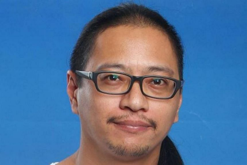 Uni­versiti Malaya law lecturer, Associate Professor Azmi Sharom. Sharom was charged by prosecutors with sedition on Tuesday for an opinion he voiced on a political crisis that occurred five years ago. -- PHOTO: THE STAR/ASIA NEWS NETWORK